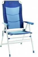 Sessel KERRY SLIM 600 blau, 2er Set (R)